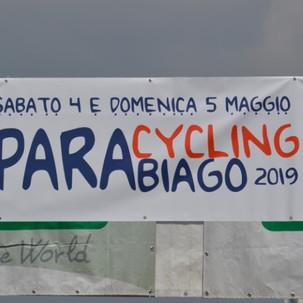 "GS Rancilio - ""Parabiago Paracycling 2019"" - Day 1 TT Race"