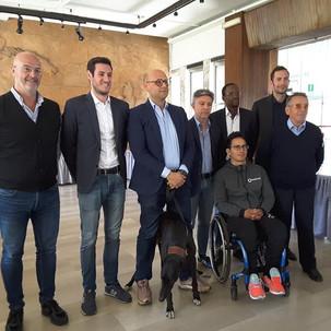 "GS Rancilio - Comunicato Stampa Presentazione ""Paracycling Parabiago 2019"""