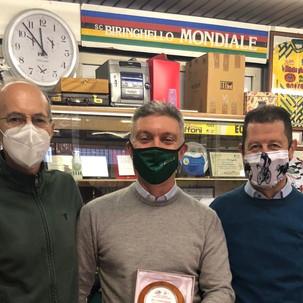 GS Rancilio - Chiusura stagionale con le Premiazioni Provinciali