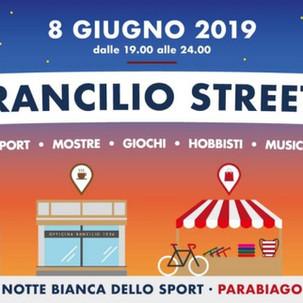 """GS Rancilio - """"RANCILIO STREET"""" alla Notte Bianca dello Sport di Parabiago"""
