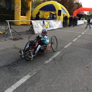 """GS Rancilio - Finale di stagione al """" Valle Olona Day"""" per una rappresentanza del team handbike"""