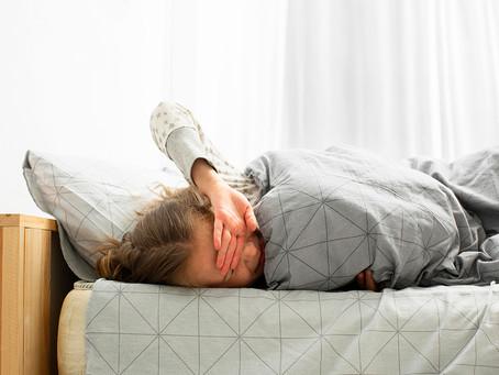 Será a higiene do sono importante para o bem-estar das nossas crianças