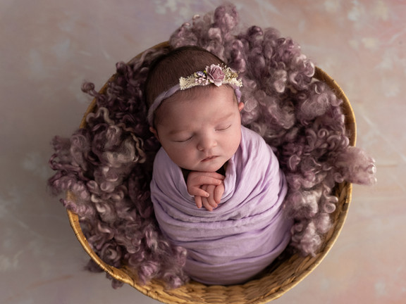 Baby Aelish  |  Sydney Newborn Photographer