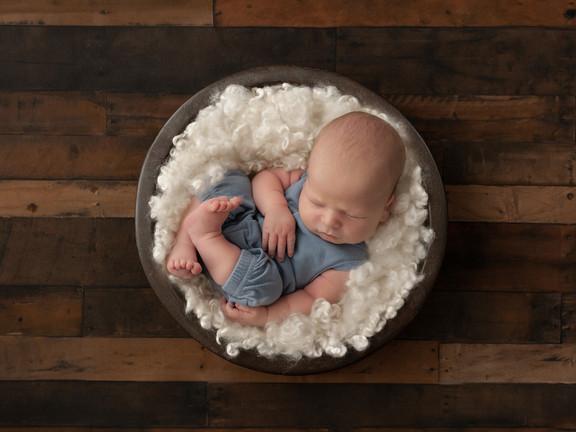 Baby Mason  |  Newborn Photographer Camden
