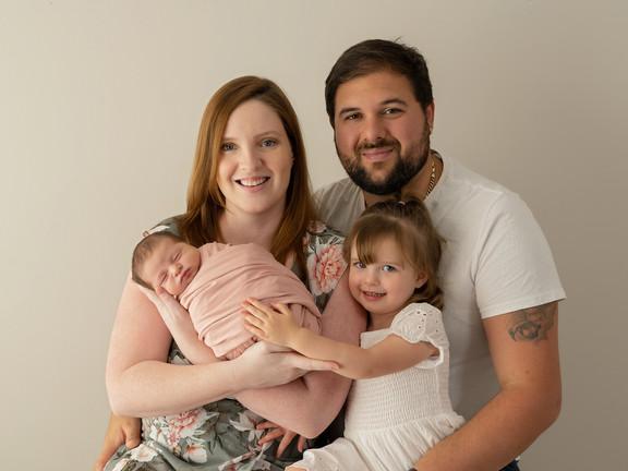 Baby Isla  |  Newborn Photographer Camden