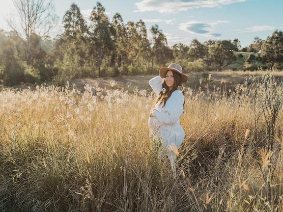 Jess & Zacc  |  Camden Maternity Photographer