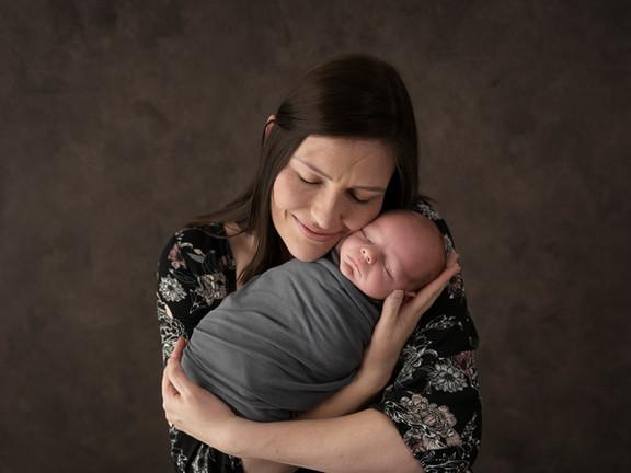 Baby Cooper  |  Camden Newborn Photographer