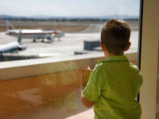 5 Tips for Sending a Child Alone on an Airplane