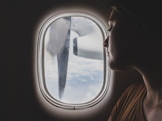 Sleeping On an Airplane Isn't Impossible