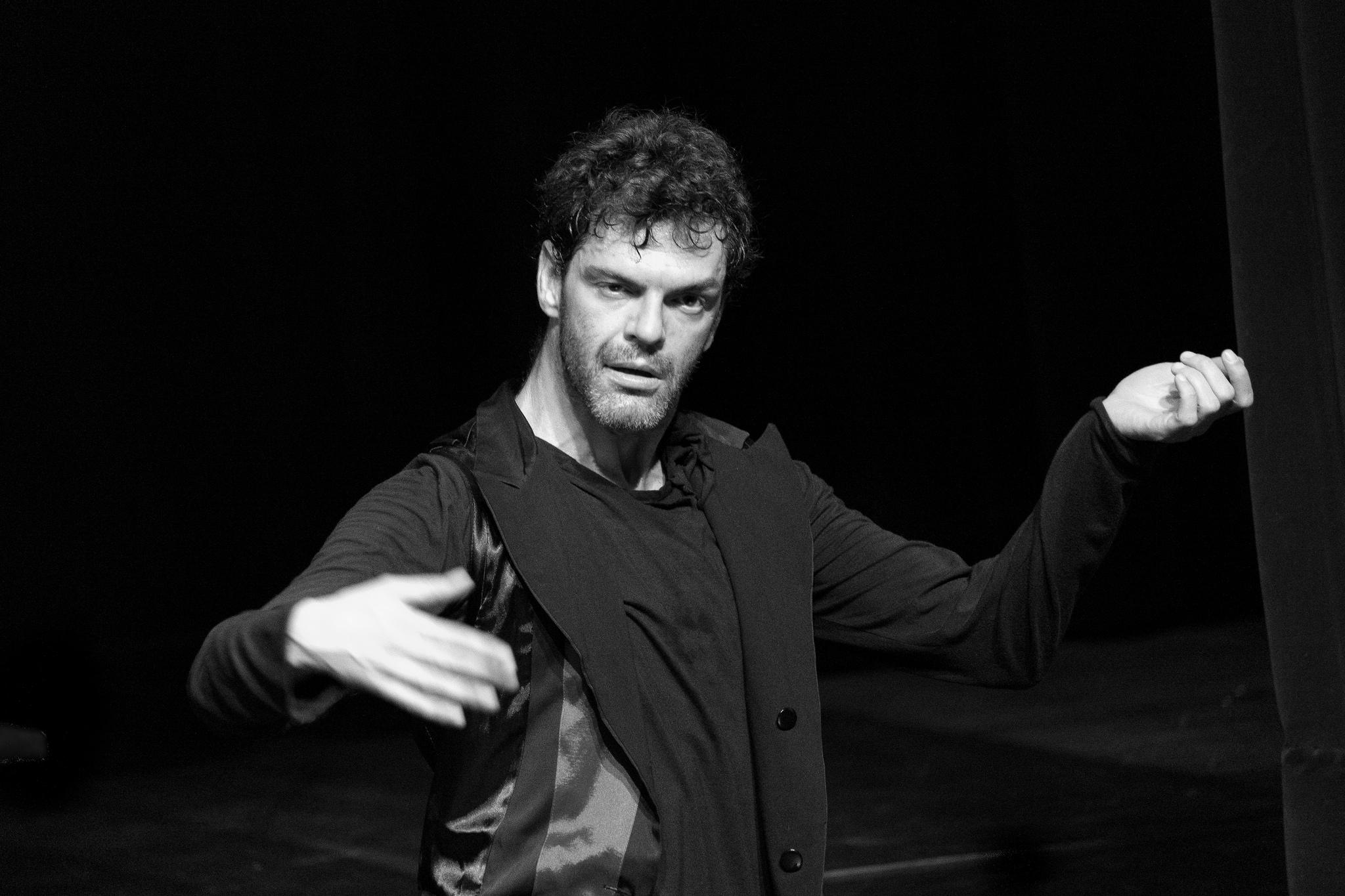 Krisztian Gergye (tanec) (Mad'arsko