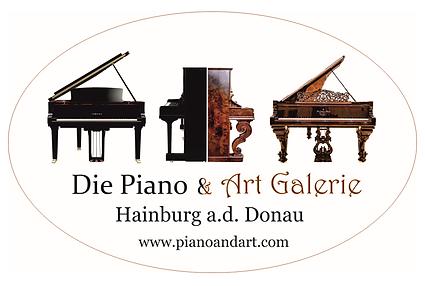 Logo - Piano & Art Galerie