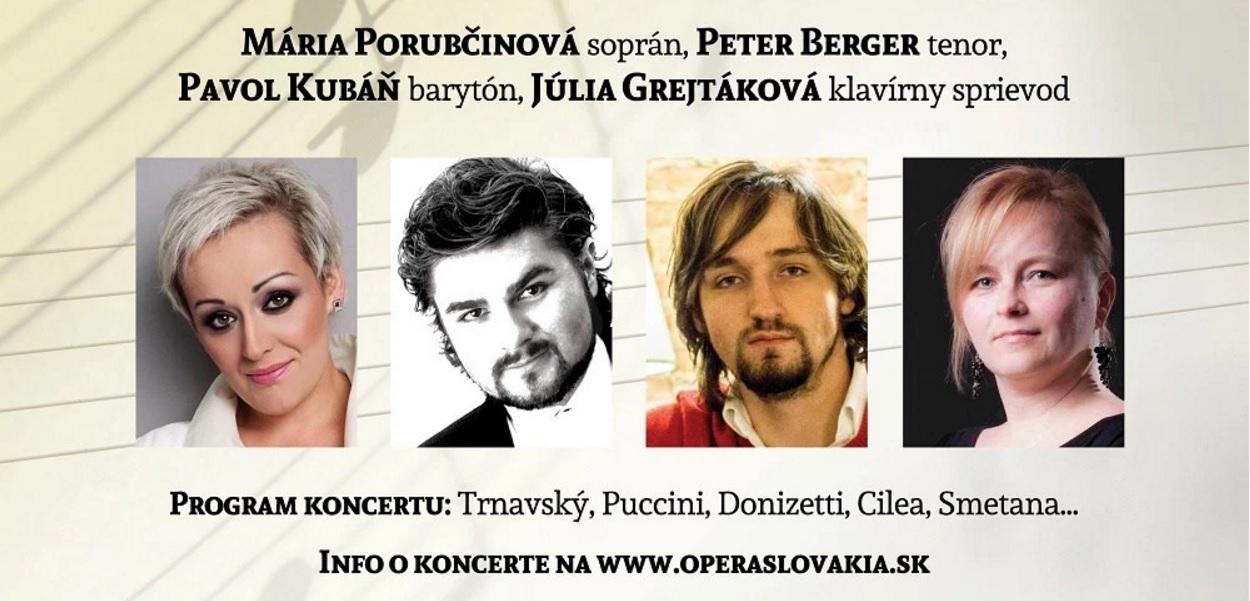 Operné Gala Kežmarok 2016