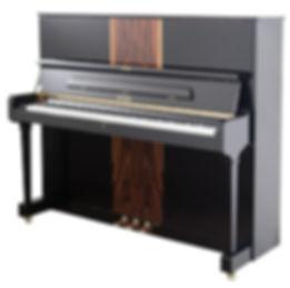PETROF P 125 Palisander Atelier Piano