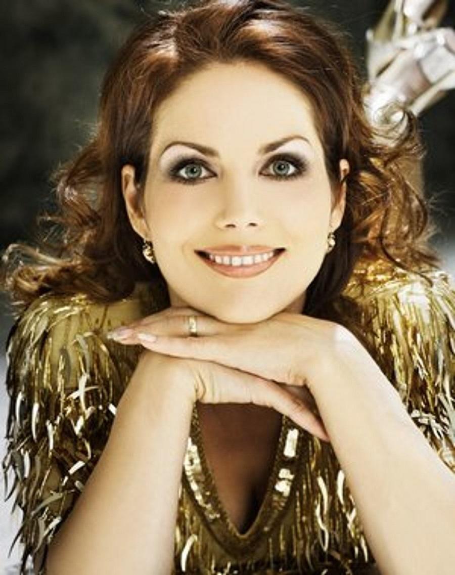Jolana Fogašová-sopranistka
