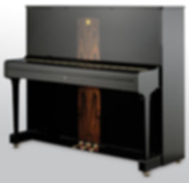 Petrof P 125 limited  Atelier Piano