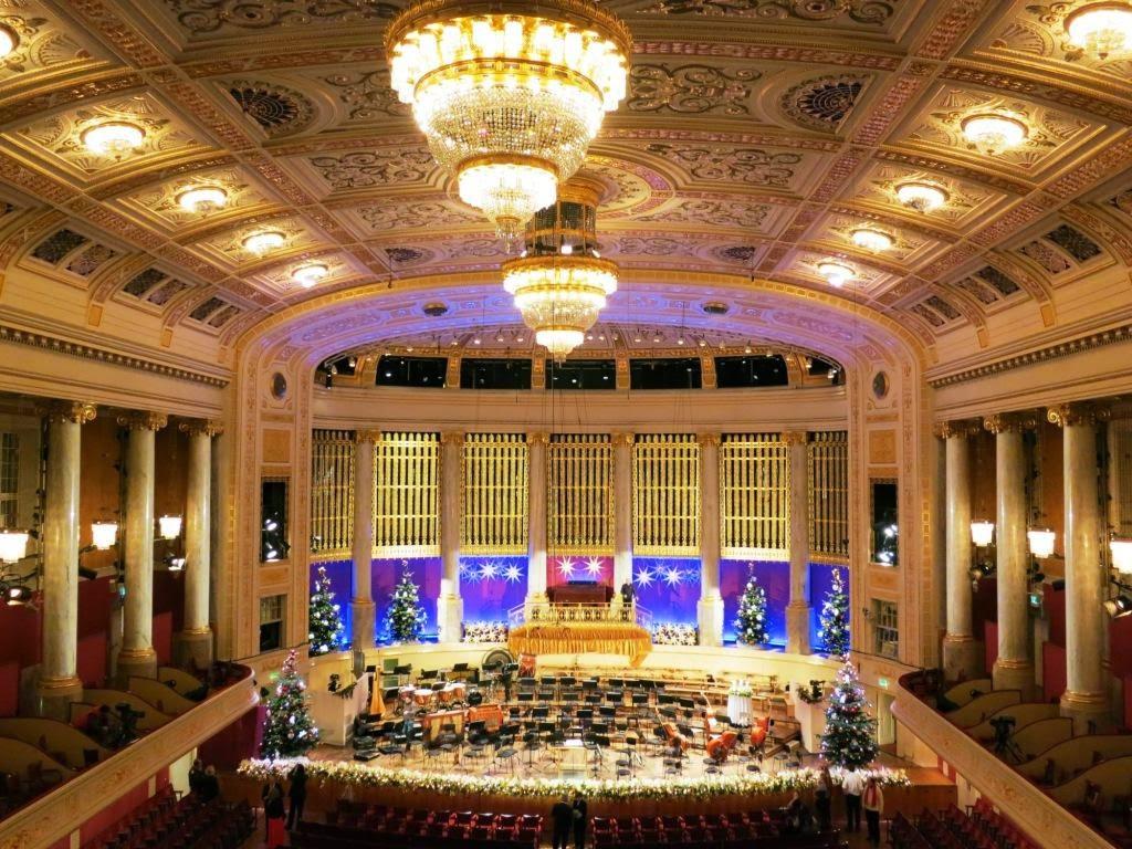 Wiener Konzerthaus Christmas in Vienna