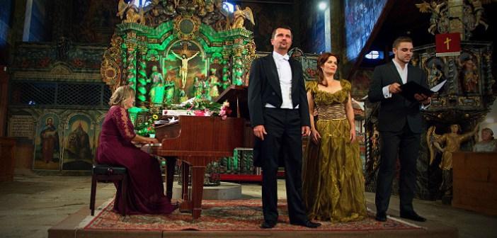 Operné gala v Kežmarku 2017-Júlia Grejtáková,Dušan Šimo, Jolana Fogašová, Boris Prýgl