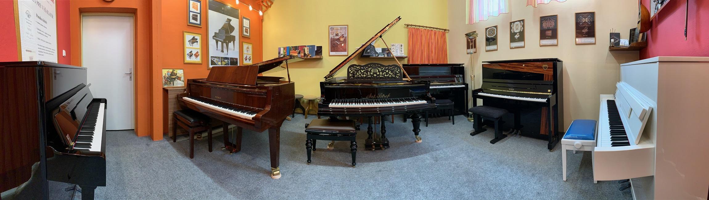 Atelier Piano 2020