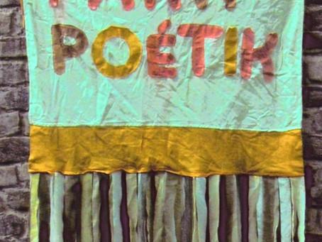 Expérience «PARK POETIK» à Forest