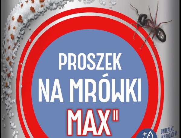 BROS PROSZEK NA MRÓWKI MAX