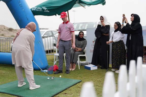 GOladies Oman Open