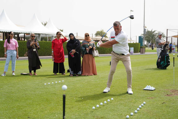 GOladies Oman Open 2020