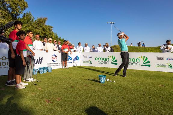 Oman Open 2020