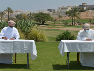 Oman Golf Association signs partnership deal with Sohar Aluminium