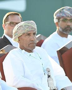 Mundhir Al Barwani Chairman of the Oman Golf Association