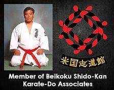 Member of Beikoku Shidokan