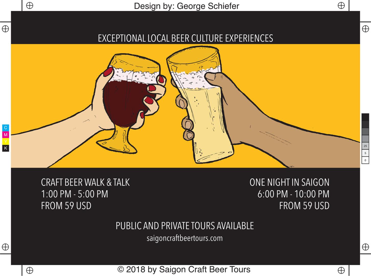 Beer Promo (Back)