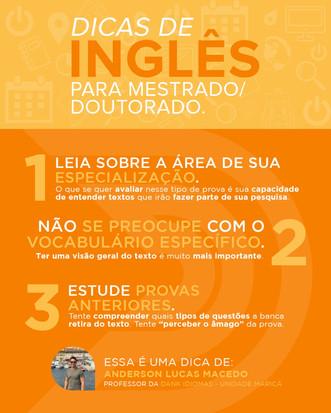 aulas de inglês Rio de janeiro 1