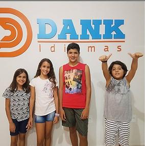 dank idiomas kids