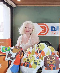 Mariza Gottdank fundadora da Dank Idioma
