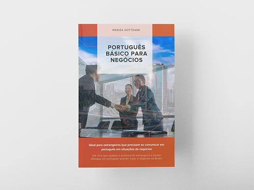 Pack Português básico para negócios (livro + curso)