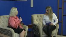 Participação no programa Profissão Mulher