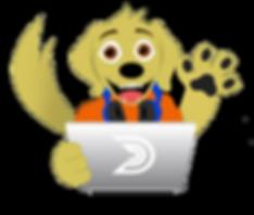 Dankdog laptop fundo transparente.png