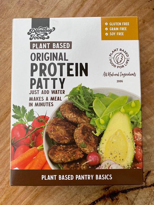 PLANTASY FOODS - Original Protein Patty