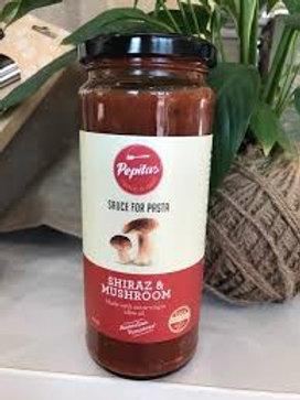 Pasta Sauce - Shiraz and Mushroom