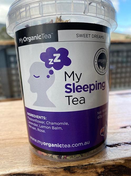 MY ORGANIC TEA - Sleep 60g