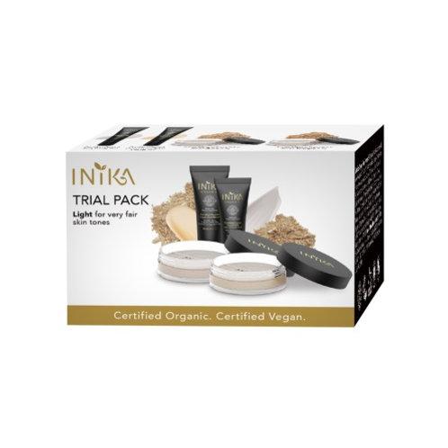 Trial Pack - Primer, Liquid Foundation, Loose Mineral Powder x 2