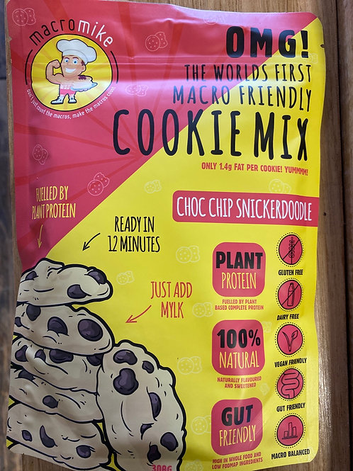 MACRO MIKE - Cookie Mix, Choc Chip Snickerdoodle