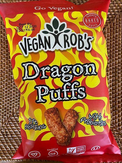 VEGAN ROBS - Dragon Puffs
