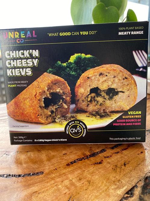 UNREAL CO - Chick'n Cheesy Kiev