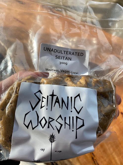 SEITANIC WORSHIP - Unadulterated Seitan