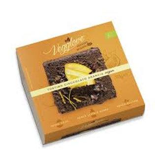 Vegglove Dessert - Organic Choc Orange Cake