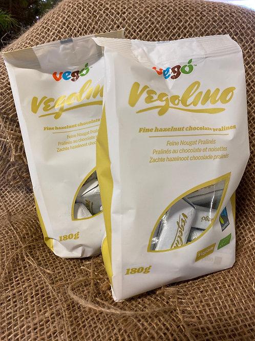 Vegolino hazelnut pralines