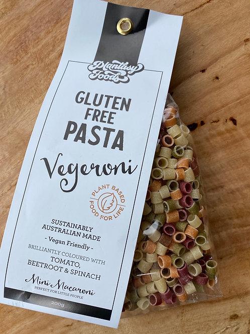 PLANTASY FOODS - GF Pasta, Vegeroni 200g