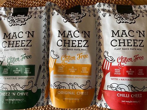 PLANTASY FOODS - Mac 'n Cheez 200g