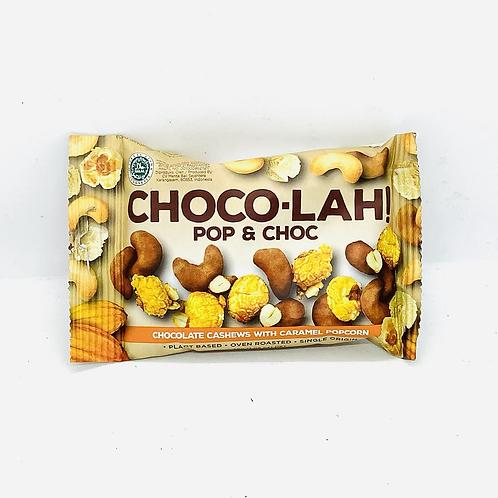CHOCO-LAH! - Pop and Choc 30g